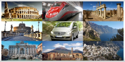 shore excursions, local tours and private transfers throughout Italy. Please contact us for further information. It will be our pleasure to assist you.""